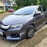 Honda city ปี 2016 Auto รุ่น S  ไมล์แท้ 71,XXX Km.