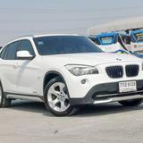 2011 BMW X1 1.8i S-Drive E84 สีขาว เกียร์ออโต้