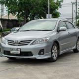 2011 Toyota Corolla Altis 1.8 (ปี 08-13) E Sedan