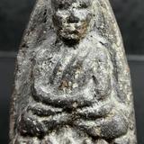 หลวงปู่ทวด วัดช้างให้ เนื้อว่านปี 2497 พิมพ์ใหญ่ A