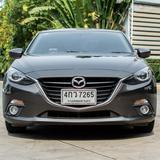 ขายรถ Mazda3 Skyactive2.0 เบนซิน