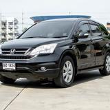 Honda CR-V 2.0S เบนซิน SUV ปี 2012 สีดำ