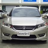 2013 Accord 2.0EL i-vtec sedan