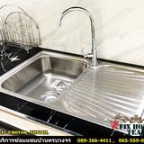 ซิงค์ล้างจาน อ่างล้างจาน บริการติดตั้ง รับซ่อมอ่างล้างจาน (รังสิต ลำลูกกา ธัญบุรี คลองหลวง)
