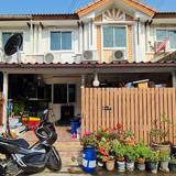 ขายบ้านทาวน์เฮ้าส์  หมู่บ้านพฤกษาวิลล์ 14 มีนบุรี(คู้ซ้าย) ประชาร่วมใจ