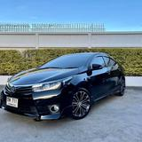 101 Toyota Corolla Altis 1.8 S Esport At สีดำ 2014