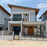 ขายบ้านสวยและใหม่มาก โครงการหมู่บ้านบียอนด์ สุรนารายณ์-จอหอ อ.เมืองนครราชสีมา จ.นครราชสีมา