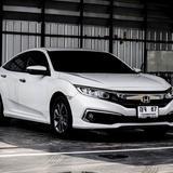 Honda Civic FC 1.8 EL MinorChange ปี 2019 เลขไมล์ 25,000 กิโล ( รับประกันเลขไมล์แท้ )