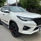 TOYOTA FORTUNER 2.8 TRD ปี2018