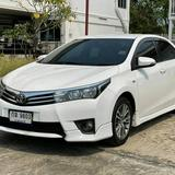 Toyota Corolla Altis 1.6E