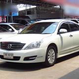 89 Nissan Teana 200 xl ปี 2012 สีขาว