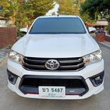 ขายรถกระบะ Toyota Hilux Revo CAE 2.4 E ปี2016