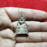 พระพุทธชินราชเนื้อเงิน