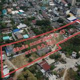 ขายที่ดินแปลงใหญ่ 8-0-76ไร่ หน้ากว้าง 53 เมตร ติดถนนสามัคคี ซ.43 ท่าทราย อำเภอเมืองนนทบุรี นนทบุรี