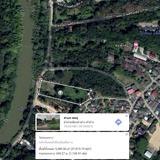 ขายที่ดินเปล่าริมแม่น้ำวัง ต.ชมพู อ.เมือง จ.ลำปาง เนื้อที่รวม 3 ไร่ 2 งาน 33 ตารางวา ราคาขาย 3 ล้านบาท