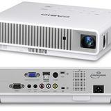 Laser LED Projector ยี่ห้อ คาสิโอ  รุ่น XJ-M151 สว่าง 3000 Lumens,True xGA