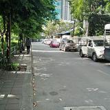 บ้านเก่าชั้นเดียว ย่าน หนามแดง-สำโรง  ถนนเทพารักษ์ ติดถนนในซ