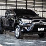 Toyota REVO 2.4G Preruner เกียร์ออโต้ ปี 2017 สีดำ เลขไมล์น้อย 60,000 กิโล