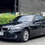 BMW 318i สีดำ ปี 2011