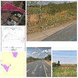 ขายที่ดินเนื้อที่ 41 ไร่ 1 งาน 7 ตารางวา ผังเหลืองติดถนน 331 (หน้ากว้าง 76 เมตร)