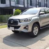 ขายรถบ้าน Toyota Hilux Revo 2.4 Prerunner E Double Cab 2018 A/T สีเทา