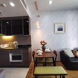 ให้เช่า คอนโด ห้องสวยพร้อมอยู่ เครื่องใช้ไฟฟ้าครบ Keyne by Sansiri 35 ตรม. พร้อมให้เยี่ยมชม