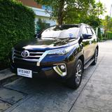 Toyota Fortuner 2.4 V (ปี 2017) SUV AT