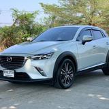 40 Mazda CX3 1.5 Skyactiv Navi 2.0 S เครื่องเบนซิน (ปี 2016) สีขาวมุก เกียร์ออโต้
