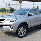 Toyota fortuner 2.4v