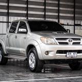 Toyota Vigo 3.0 ดีเซล D4D Preruner 4ประตู ยางใหม่ ปี 19