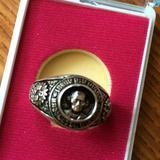 แหวนหลวงพ่อรวย รุ่น ไตรมาส 93