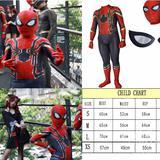 ชุดและหน้ากากสไปเดอร์แมน Spider - Man
