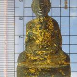 3911 พระรูปหล่อโบราญ ปิดทองเก่า ไม่ทราบที่