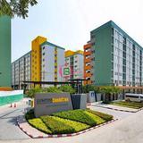 ลุมพินี คอนโดทาวน์ ชลบุรี-สุขุมวิท เฟส 1 เนื้อที่ 21.40 ตรม. ถนนซอยเพชรบ้านสวน