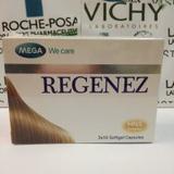 Mega Regenez สำหรับผู้มีปัญหาผมร่วง 30 แคปซูล