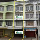 73261 - ขาย อาคารพาณิชย์ 4 ชั้น ลึก 20 เมตร ติดถนนพระยาสัจจา ทำเลดี