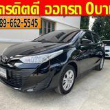 🚘#ปี2019 Toyota Yaris 1.2 E