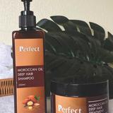 แชมพู Moroccan oil deep hair shampoo ทรีทเม้นท์ Moroccan oil deep hair treatment