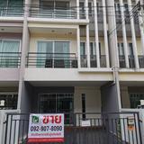 ขายทาวน์โฮมพระราม 2 Vista Park Rama 2 ราคาดีสุด (สภาพใหม่ พร้อมอยู่)