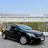 04 Toyota Altis 1.6 E CNGโรงงาน ปี 10 สีดำ