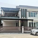 ขายบ้านเดี่ยว 2 ชั้น ม.ซื่อตรง โคซี่ รังสิต คลอง 6 อ.ธัญบุรี ปทุมธานี - 05591
