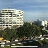 ขายคอนโดใจกลางเมืองเชียงใหม่ ติดวิวพระธาตุดอยสุเทพ(มีทั้งหมด 2 ห้อง) ห้องกว้าง ขนาด 47 ตร.ม. ชมดอย 2 ตึกกลม