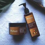 #แชมพู Moroccan oil deep hair shampoo และ #ทรีทเม้นท์ Moroccan oil deep hair treatment