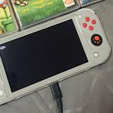 ขายเซ็ทเครื่องเกมส์ nintendo swith Lite ลายโปเกมอน แถมเกมส์ 2 เกมส์ฮิตพร้อมกระเป๋า