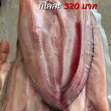 ปลาช่อนแดดเดียว สินค้าอร่อยๆร้านแหนมป้าหยี