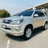 Toyota Fortuner 2.7 V ปี 2008