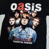 เสื้อยืดลาย Oasis