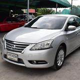 Nissan Sylphy 1.6 V ปี 2012 AT