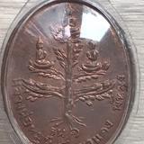 เหรียญพระเจ้าห้าพระองค์ รุ่นแรกหลวงพ่อหมุน วัดเขาแดงตะวันออก ปี 2508