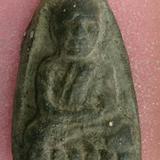 พระหลวงปู่ทวด เนื้อว่าน อ.นอง วัดทรายขาว ปี 14